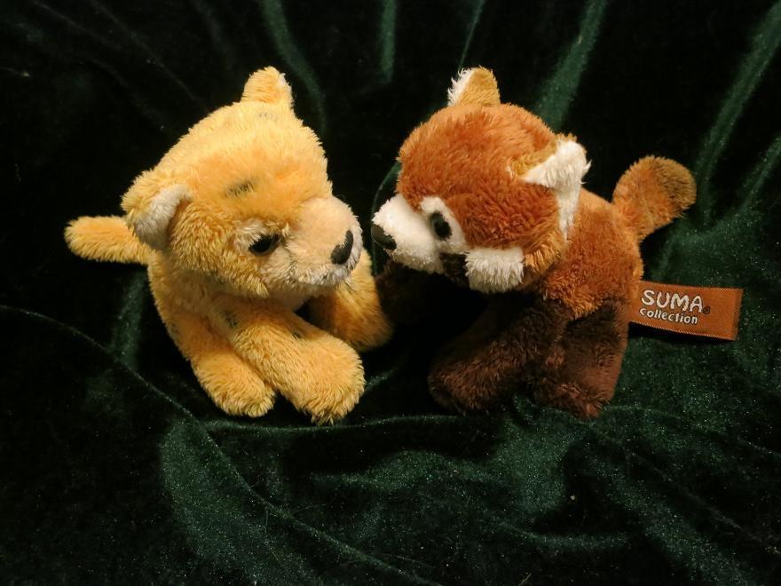 Леопард.кугуар.пума.мягкая игрушка. мягка іграшка.мягкие игрушки.ravensden plc фото №1