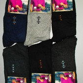 носки мужские за 12 пар 41-47 размер