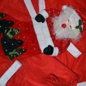 Санта Клаус 44-52 р-р