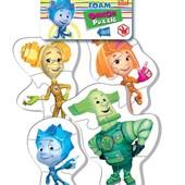 Baby puzzle Vt 1106-45 Фиксики Vladi Toys