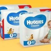Подгузники Huggies Classic (Хаггис Классик)