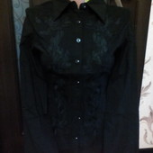 Блузки с узорами