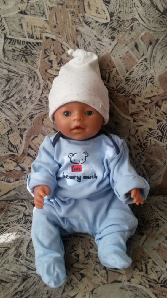 Одежка для беби борна, анабель, шу шу , фото №1