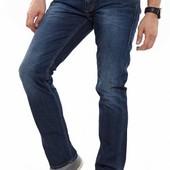 Фирменные мужские джинсы Mustang р. 28/32