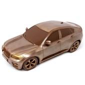 Большая машина BMW X6 из бельгийского шоколада!