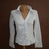 Блуза Ally белого цвета, Турция