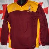Спортивний фирменний оригинал футбольний реглан кофта   Avecs (авекс).л