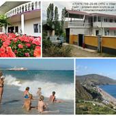 Продам Гостевой дом в Крыму п.Рыбачье Алушта частный сектор у моря