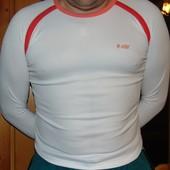 Спортивная компресионная термо кофта реглан футболка Marks&Spencer (Маркс и Спенсер).м.Унисекс .