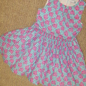 Платье на 2-3 года M&S