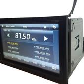Автомагнитола 2Din 7023 GPS 7