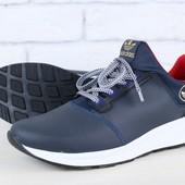 Кроссовки Adidas из натур. кожи, р. 40-45, код nvk-2424