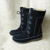 Timberland р.37 зимові сапоги ботинки замшеві
