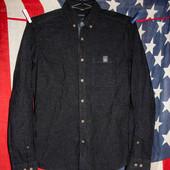 Рубашка мужская LCW casual  размер S состояние отличное