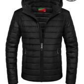 Куртка демисезонная стеганая мужская 954