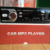 магнитола Car Mp3 Player Sp-1233 yjdfz