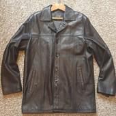 Кожаная куртка FFH,