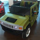 Детский электромобиль джип T-784