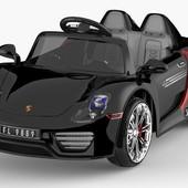 Детский электромобиль Porsche Spyder T-767