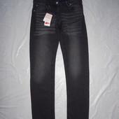 XS-S, поб 46-48, узкачи! утепленные джинсы скинни двунитка Blue Motion, Германия