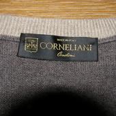 Corneliani мужской свитер 100% merino wool 56-размер. Оригинал. Италия.