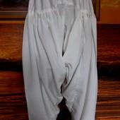 Индийские штаны для йоги или танцев 56-58р