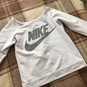 Спортивный свитшот Nike бронь
