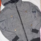 деми куртка на 7-8 лет