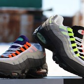 мужские кроссовки под бренд Nike Air Max 95
