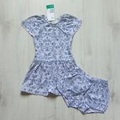 Новый комплект для маленькой принцессы. H&M. Размер 12-18 месяцев
