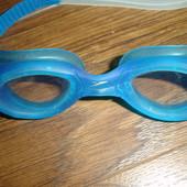 Фирменные Speedo силиконовые очки для бассейна и ныряльщиков идеал