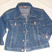 джинсовая куртка на 1.5-2 года
