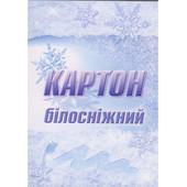 Картон белый Лунапак 10листов А4