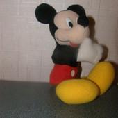 Игрушка погремушка Микки Disney 17см