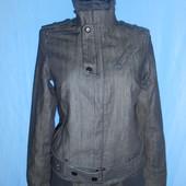 Обалденная демисезонная куртка mango,размер м