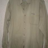 рубашка оригинал Timberland размер L
