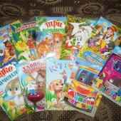 книжечки для деток  на  укр.яз.огромный выбор  формат А4