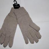 Мужские перчатки C&A внутри флис