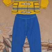 Пижама Ladybird р. 4-5 лет 110 см
