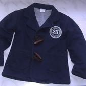 Пиджак 6-12мес