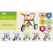 """Велосипеды детские 3-х колесные 0202 """"Малятко"""" и LH-701 """"гвоздик"""""""