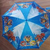 Зонт Щенячий патруль.