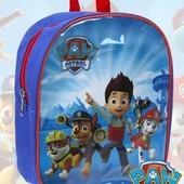 Детский дошкольный рюкзак Щенячий Патруль до 3-х лет в наличии