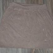Модная теплая юбка