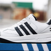 Мужские кроссовки Адидас белые, Adidas