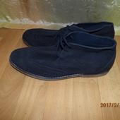 Бронь фирменные туфли 44 р UK 10 Cedar Wood State