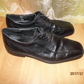 (№і498)фирменные кожаные туфли ст.30 Lloyd