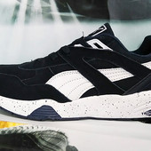 Кроссовки Puma Trinomic dark blue