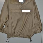 сток большой выбор брендов анорак ветровка кенгуру капюшонка дождевик фирмы cybertek