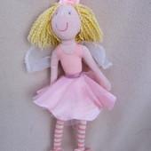 Мягкая кукла 29 см